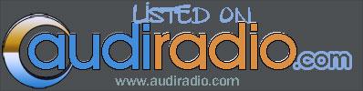 listed on audiradio.com